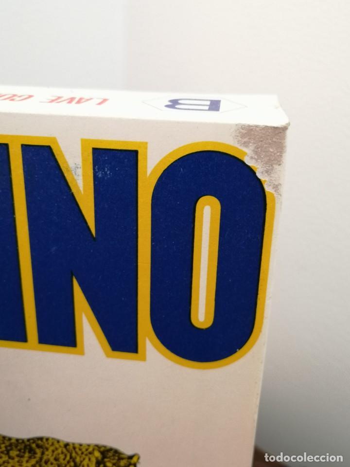 Coleccionismo: Antigua caja Super detergente FELINO. Sin abrir. Desgaste en un borde, ver fotos. 15,5x2,6x4,1cm. - Foto 3 - 253225160