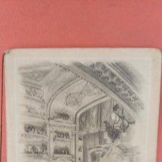 Collectionnisme: GRAN TEATRO DEL LICEO. JOSE F. ARQUER. TEMPORADA DE INVIERNO 1948-1949. Lote 253475825