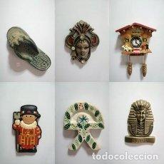 Collectionnisme: IMANES DE CIUDADES 40 UNIDADES. Lote 254699255