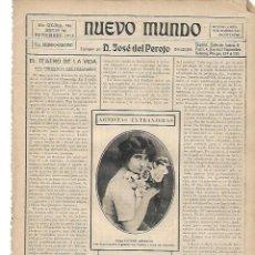 Coleccionismo: AÑO 1912 RECORTE PRENSA IVONNE ARNAUD ACTRIZ TEATRO LIRICO DE LONDRES ARTISTA. Lote 254801030