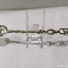 Coleccionismo: CUCHARILLA DE COLECCION, LARGO 18 CM. Lote 257663060