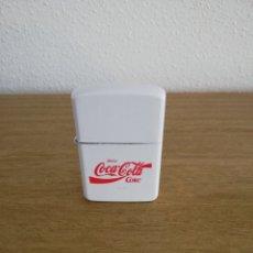 Collezionismo: MECHERO BEBA COCACOLA COKE DOREX TOP ZIPPO. Lote 258869425