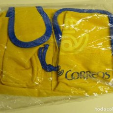 Collezionismo: RIÑONERA DE LOS AÑOS 90. CARTEROS FUNCIONARIOS DE CORREOS Y TELÉGRAFOS DE ESPAÑA. 22 CM. 160 GR. Lote 260067320