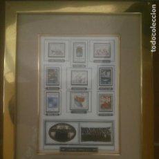Collezionismo: CONSERVAS GARAVILLA BERMEO 100,ANIVERSARIO.ISABEL.. Lote 260110050
