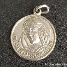 Coleccionismo: MEDALLA NUESTRA SEÑORA ESPERANZA Y JESÚS DE LAS 3 CAÍDAS. MEDALLA-356 ,2. Lote 261912870