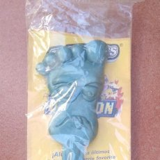 Coleccionismo: BOLSA CON 3 RAPPER POWER RAPPER MAGIC BOX INT MAD METAL GAME DIGIMON RAPPERS. Lote 261924750