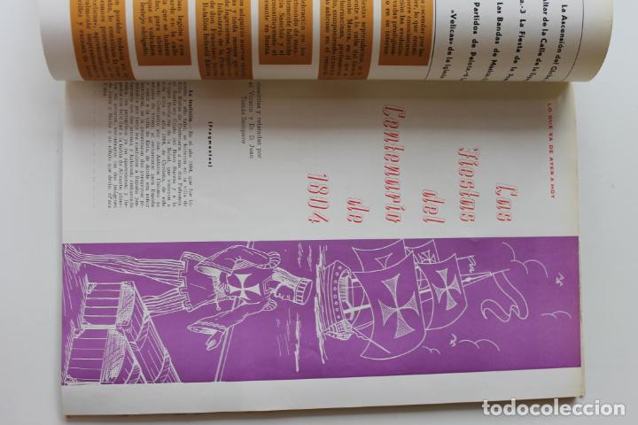 Coleccionismo: PROGRAMA DE FIESTAS ELDA, ALBORADA 1965 - Foto 8 - 262187670