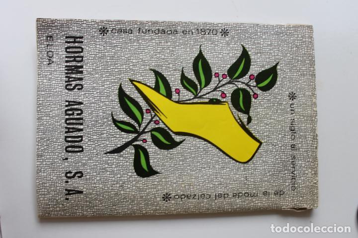 Coleccionismo: PROGRAMA DE FIESTAS ELDA, ALBORADA 1965 - Foto 16 - 262187670