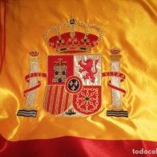 Coleccionismo: BANDERA DE ESPAÑA BORDADA. Lote 262307835