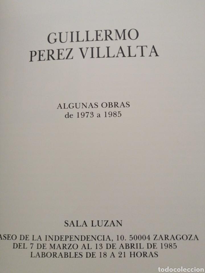 Coleccionismo: Guillermo Pérez Villalta - Foto 2 - 263141700