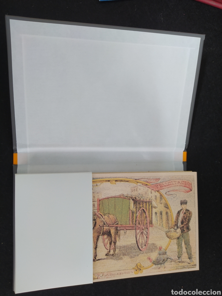 Coleccionismo: MIQUEL MARTÍ I POL NADALES LIBRO, DIBUJOS DE RIERA I ARAGÓ - Foto 8 - 263177165
