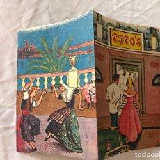 Collectionnisme: PROGRAMA DE ESPECTÁCULO. TITOS NIGHT CLUB. PALMA DE MALLORCA, AÑOS 50-60. Lote 265770884