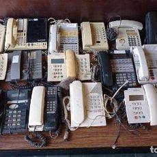 Coleccionismo: 19 TELEFONOS ANTIGUOS SURTIDOS. Lote 266377538