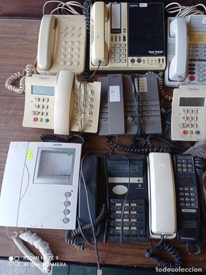 Coleccionismo: 19 TELEFONOS ANTIGUOS SURTIDOS - Foto 3 - 266377538