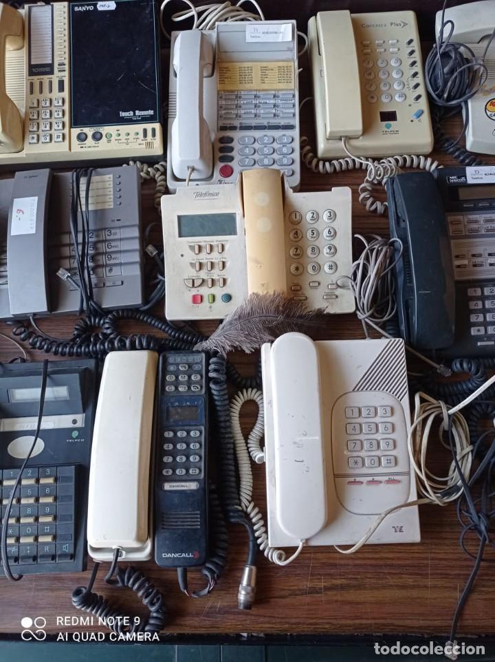 Coleccionismo: 19 TELEFONOS ANTIGUOS SURTIDOS - Foto 4 - 266377538