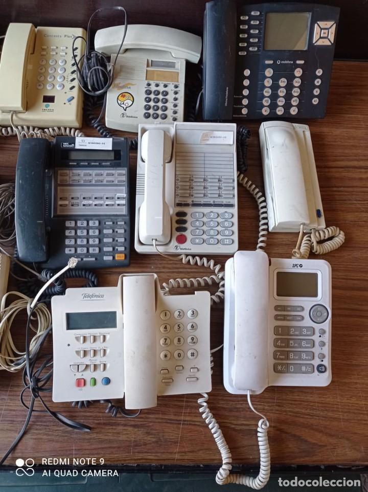 Coleccionismo: 19 TELEFONOS ANTIGUOS SURTIDOS - Foto 5 - 266377538