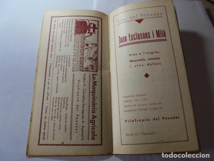 Coleccionismo: magnifico antiguo programa fires i festes de vilafranca del penedes 1934 - Foto 13 - 266522758