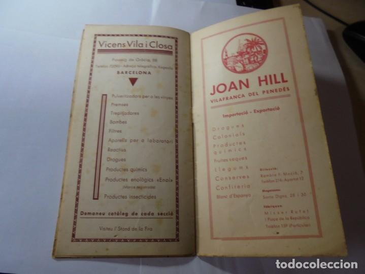 Coleccionismo: magnifico antiguo programa fires i festes de vilafranca del penedes 1934 - Foto 16 - 266522758
