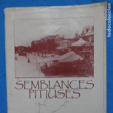 Coleccionismo: SEMBLANCES PITIÜSES - INCOMPLETO. Lote 266541683