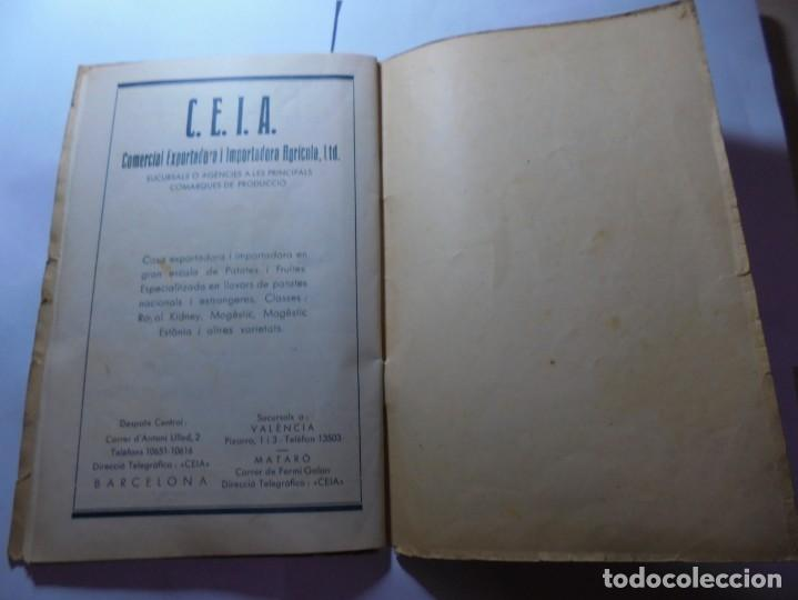 Coleccionismo: magnifico antiguo programa de vilafranca del penedes fira comercial y agricola 1936 - Foto 23 - 266803474