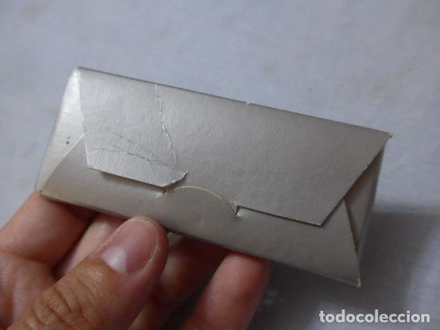 Coleccionismo: * Antiguo cortador de puros guillotina de publicidad de whisky chivas regal. ZX - Foto 5 - 267481994