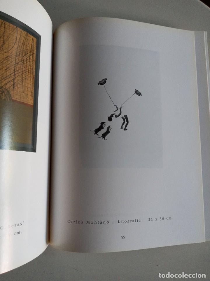 Coleccionismo: EXPOSICION 25 años en la estampa sevillana. FAUSTO VELÁZQUEZ(COORDINADOR) - Foto 4 - 268617594
