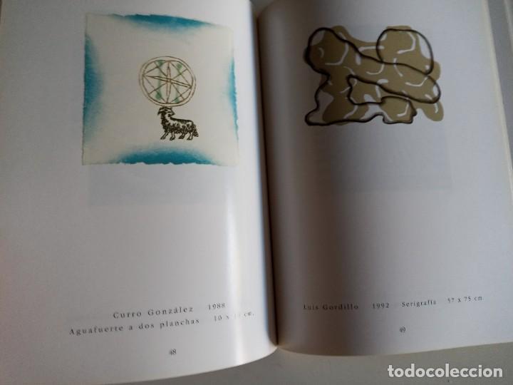 Coleccionismo: EXPOSICION 25 años en la estampa sevillana. FAUSTO VELÁZQUEZ(COORDINADOR) - Foto 6 - 268617594
