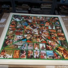 Coleccionismo: CURIOSO TABLERO EL JUEGO DE LA OCA EROTICA. Lote 268891749