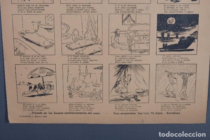 Coleccionismo: Auca/Aleluya Confortcamp - Ilustraciones de Enrique Díaz - Foto 4 - 269137208