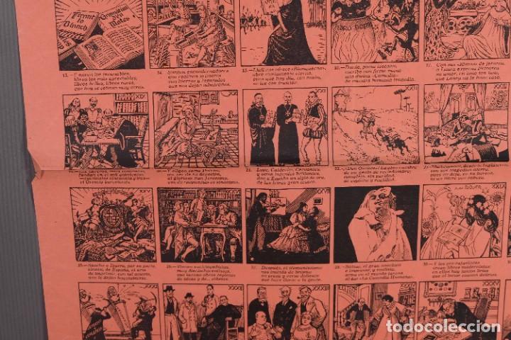 Coleccionismo: Auca/Aleluya II Feria del libro de ocasión, antiguo y moderno 1953 - Foto 3 - 269137318