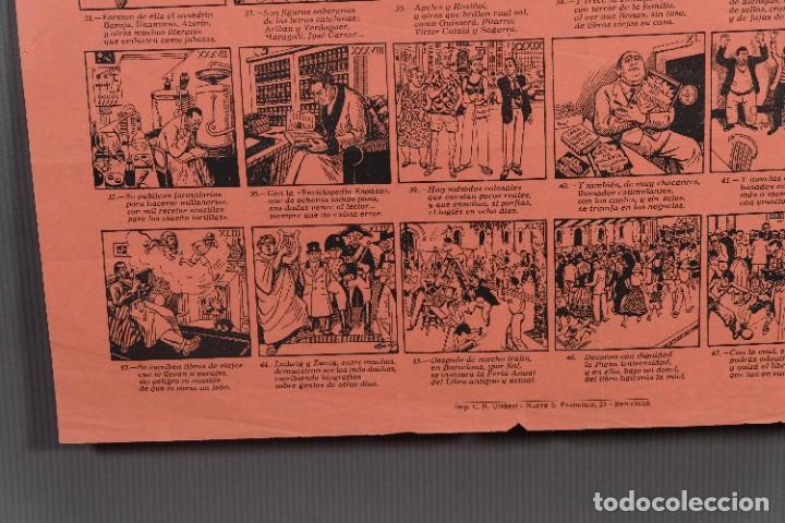 Coleccionismo: Auca/Aleluya II Feria del libro de ocasión, antiguo y moderno 1953 - Foto 4 - 269137318
