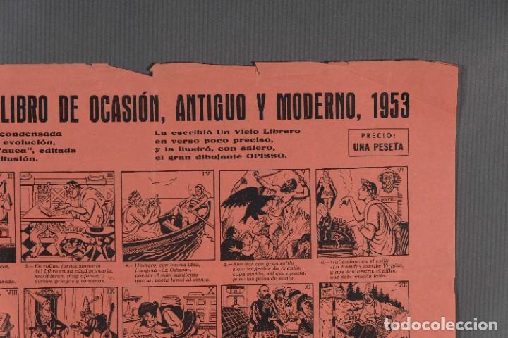 Coleccionismo: Auca/Aleluya II Feria del libro de ocasión, antiguo y moderno 1953 - Foto 5 - 269137318