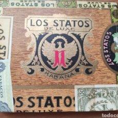 Coleccionismo: CAJA DE PUROS. Lote 269165703
