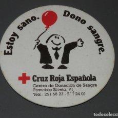 Coleccionismo: ESPEJO DE LA CRUZ ROJA ESPAÑOLA. Lote 269165888