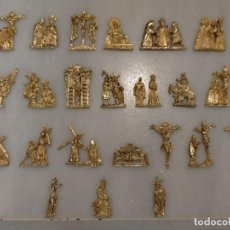 Coleccionismo: MEDALLAS SEMANA SANTA. Lote 269171543