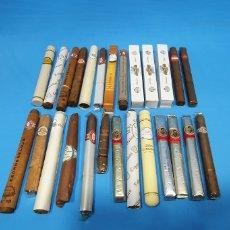 Coleccionismo: LOTE DE PUROS VARIAS MARCAS DON JULIÁN Y OTROS. Lote 269604928