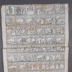 Coleccionismo: AUCA/ALELUYA TOROS - LIBRERIA PIFERRER SIGLO XIX. Lote 269744263