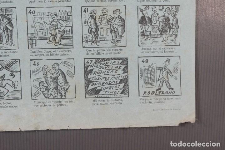 Coleccionismo: Auca/Aleluya - Gran idea es a fe mia, esta es la loteria - 1967 - Foto 6 - 269745238