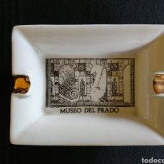 Coleccionismo: CENICERO MUSEO DEL PRADO. Lote 275071598
