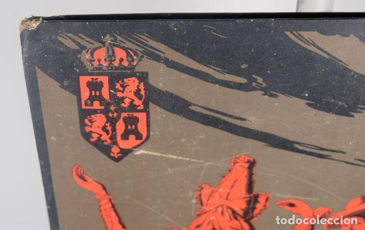 Coleccionismo: Bailes típicos y escudos de España y sus regiones - C.Llobet Busquets - 16 láminas 1929 - Foto 3 - 276406093