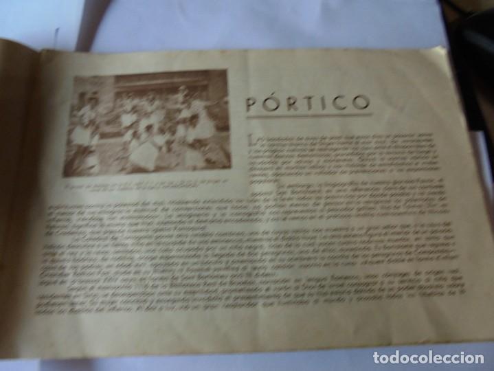 Coleccionismo: magnifico antiguo programa fiesta mayor sitges del 1947 - Foto 5 - 276732573
