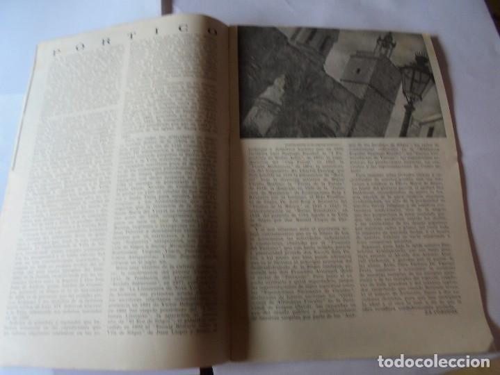 Coleccionismo: magnifico antiguo programa fiesta mayor sitges del 1952 - Foto 5 - 276732923