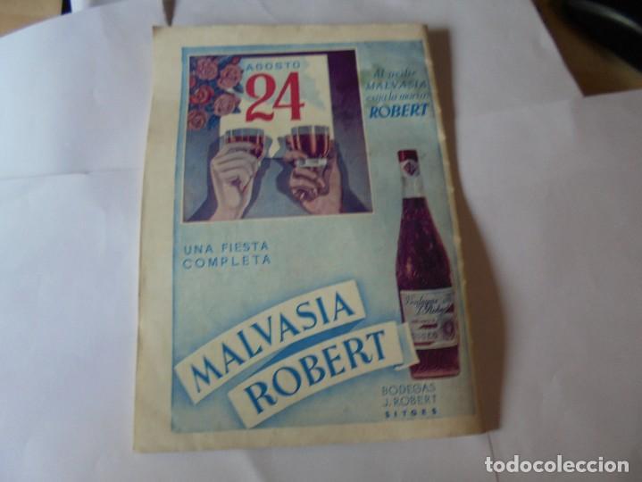 Coleccionismo: magnifico antiguo programa fiesta mayor sitges del 1957 - Foto 21 - 276733248