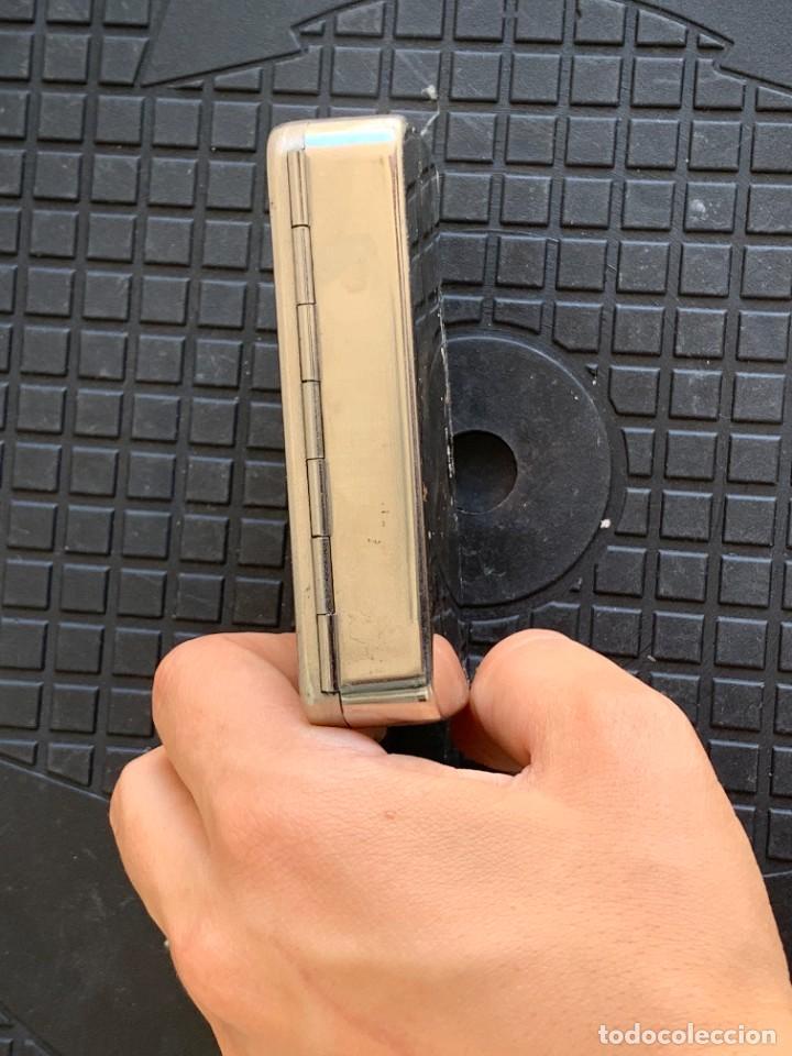 Coleccionismo: MAQUINA LIAR CIGARRILLOS METAL MITAD S XX 8X9X2CMS - Foto 4 - 276917123