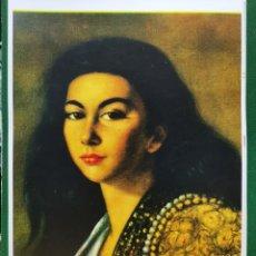 Coleccionismo: REPRODUCCION PINTURA RETRATO POR ROSA ARSALAGUET - LAMINAVARIOS-0036. Lote 277585653