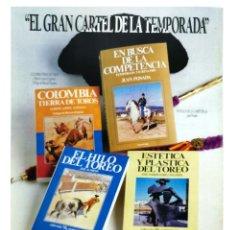 Coleccionismo: REPRODUCCION CARTEL PUBLICITARIO EL GRAN CARTEL DE LA TEMPORADA - LAMINAVARIOS-0037. Lote 277586943
