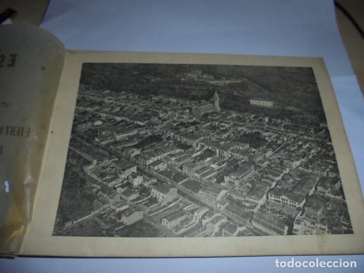 Coleccionismo: magnifico antiguo programa de la fiesta mayor de esparraguera del 1957 - Foto 2 - 277663278