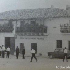 Coleccionismo: EL BONILLO ALBACETE ANTIGUA LAMINA HUECOGRABADO. Lote 278704433