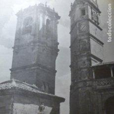 Coleccionismo: ALCARAZ ALBACETE ANTIGUA LAMINA HUECOGRABADO. Lote 278704778