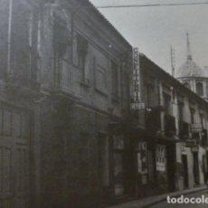 Coleccionismo: ALBACETE ANTIGUA LAMINA HUECOGRABADO. Lote 278705013